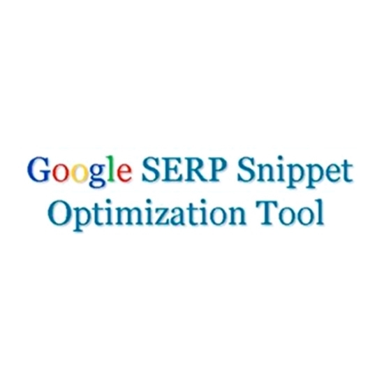 Google SERP Snippet Optimization Tool